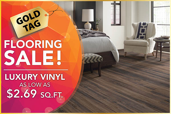 Luxury Vinyl Sale Starting At 269 Sqft Coretec Puyallup