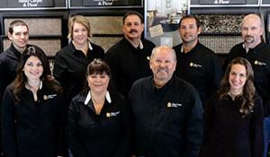 Meet the staff of Abbey Carpet & Floor.